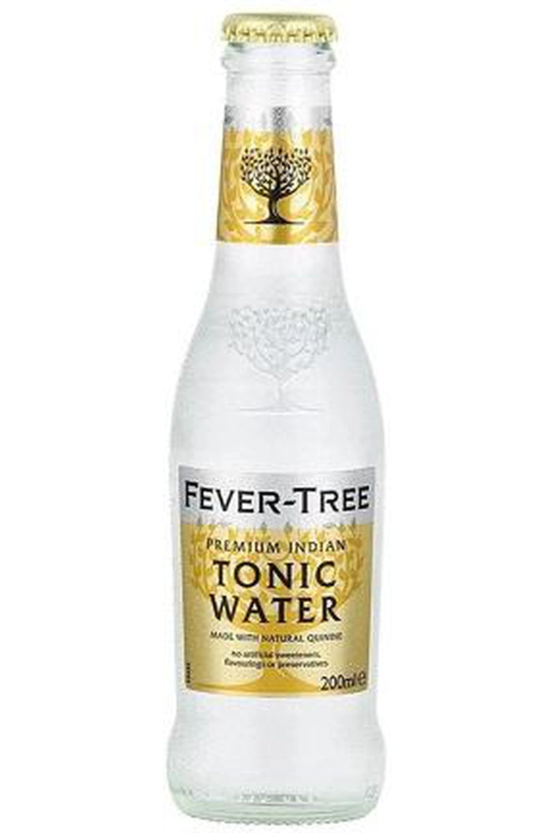Fever Tree Premium Indian Tonic Water 200ml - Cheers Wine Merchants