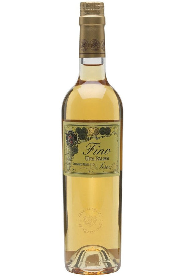 Gonzalez Byass Una Palma Fino Sherry - Cheers Wine Merchants