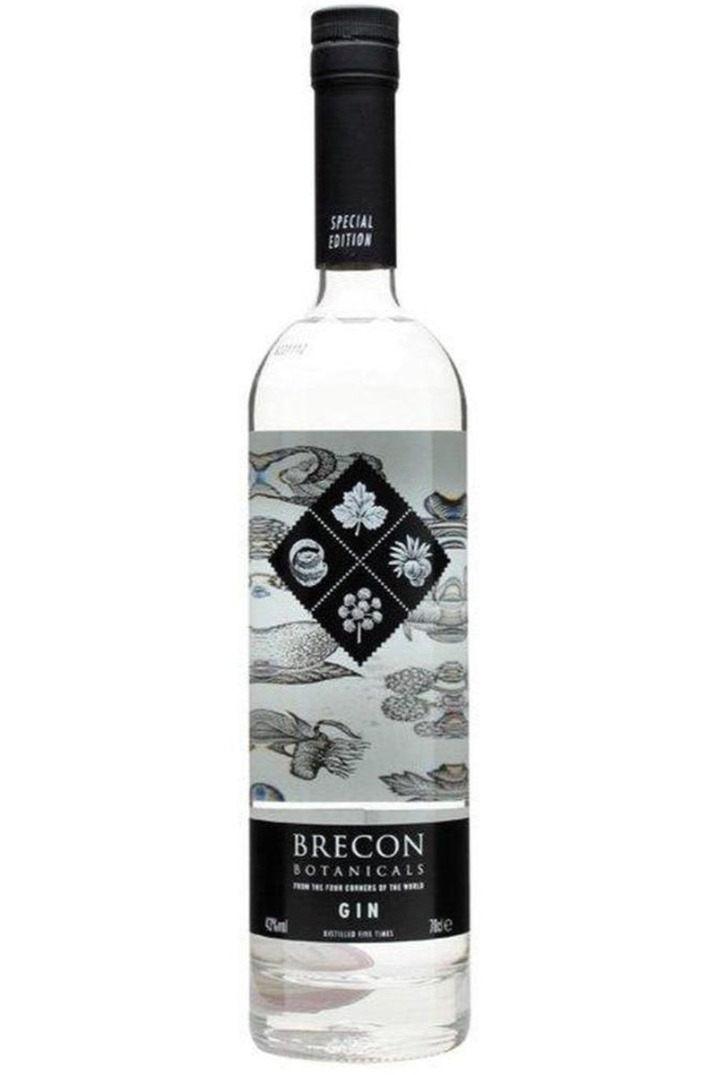 Brecon Botanicals Gin - Cheers Wine Merchants