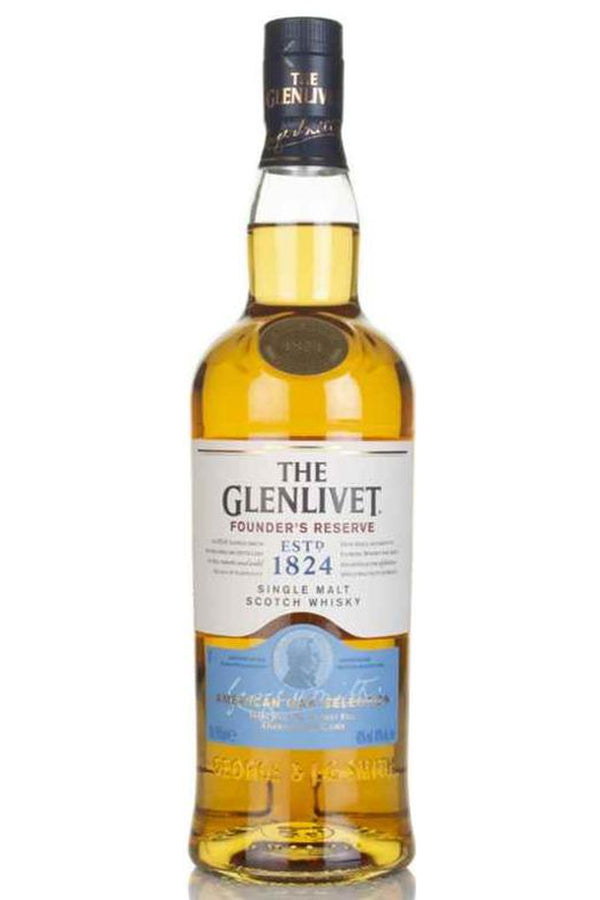 The Glenlivet Founders Reserve - Cheers Wine Merchants