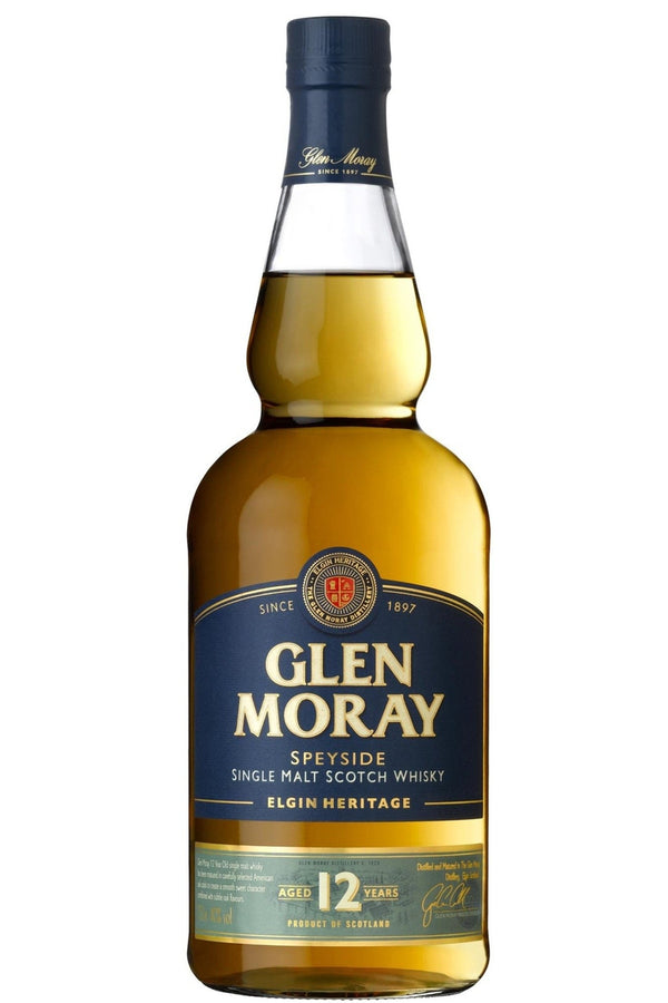 Glen Moray Elgin Heritage Whisky