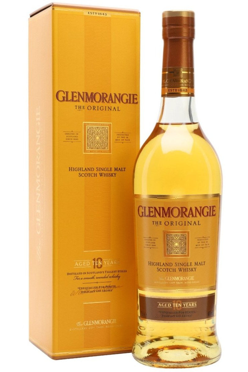 Glenmorangie 10 Year Old - Cheers Wine Merchants