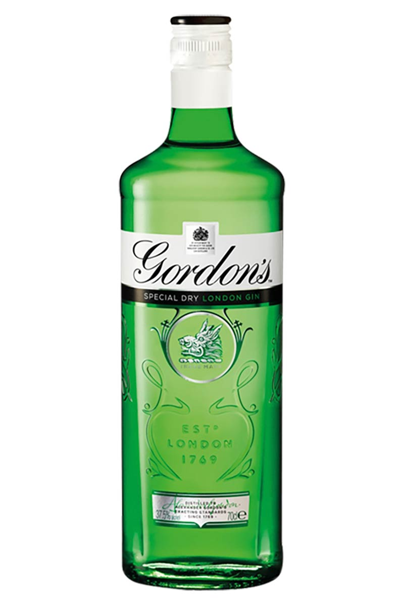 Gordon's London Dry Gin 1 Litre - Cheers Wine Merchants