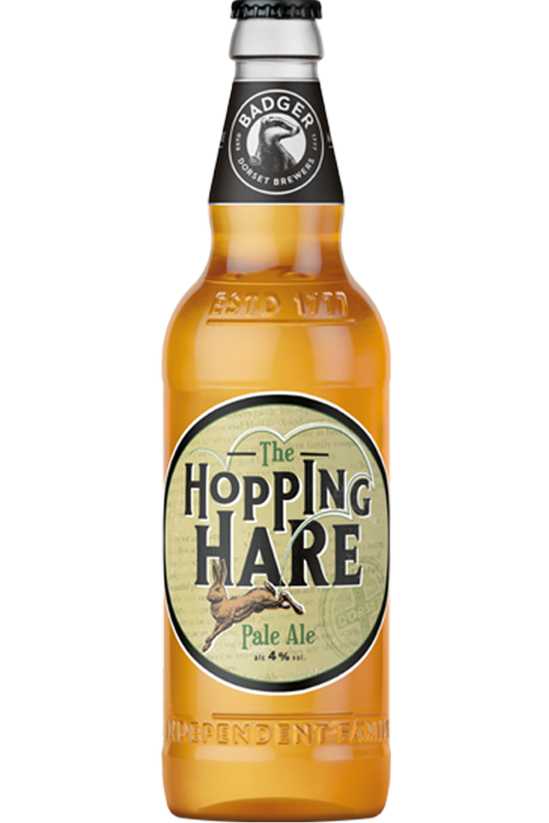 Badger Ales Hopping Hare