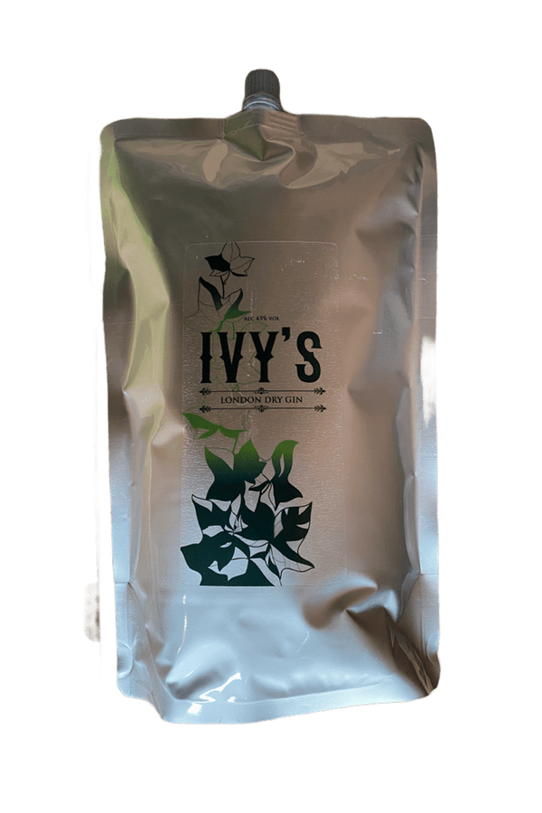Ivy's Gin Refill Pouch
