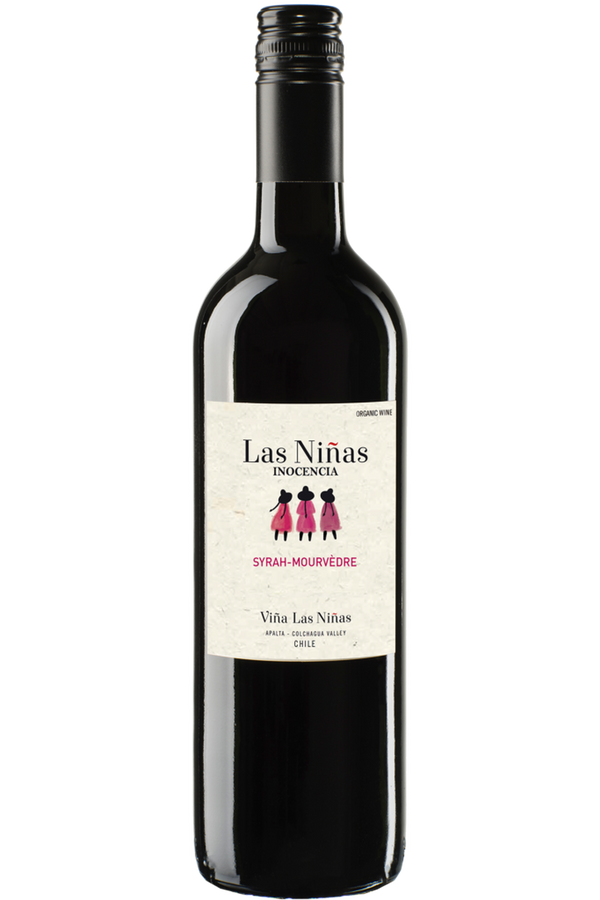 Las Ninas Syrah Mourvedre - Cheers Wine Merchants