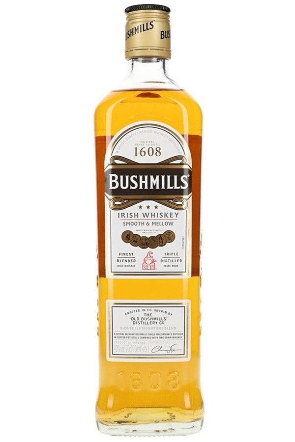 Bushmills Original Irish Whiskey - Cheers Wine Merchants
