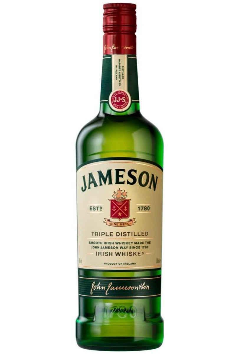 Jameson Irish Whiskey - Cheers Wine Merchants