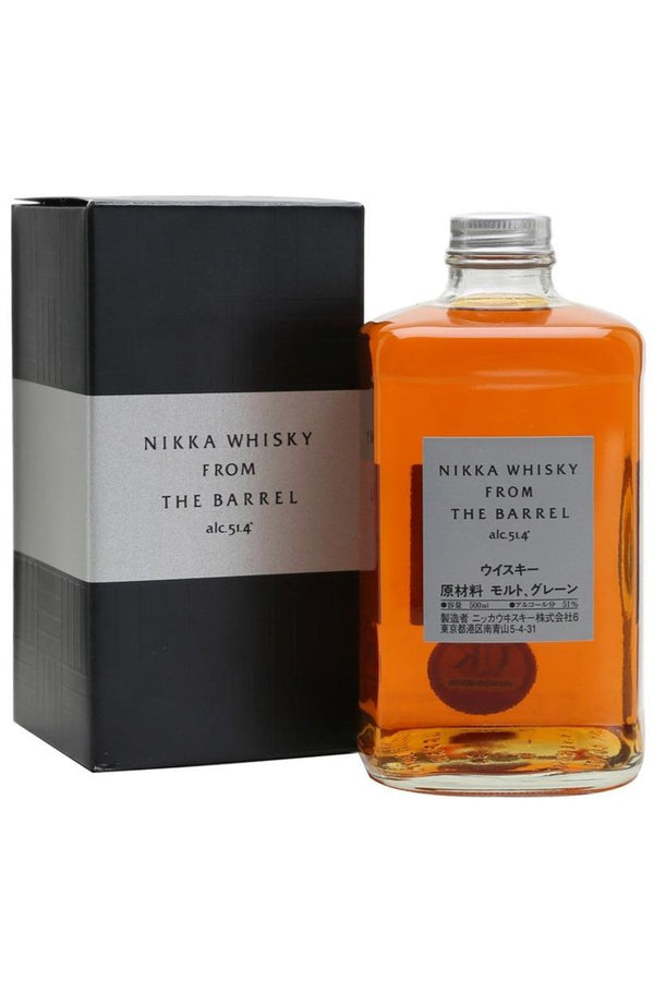 Nikka Whisky 'From the Barrel'