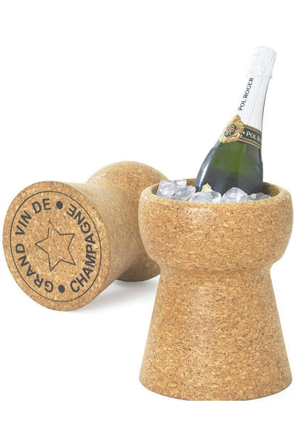 Giant Champagne Cork Cooler