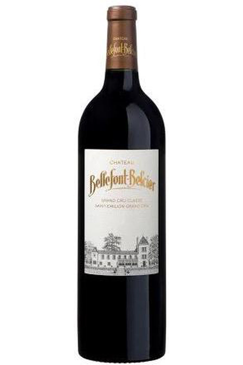 Chateau Bellefont Belcier Saint Emilion Grand Cru Classe - Cheers Wine Merchants