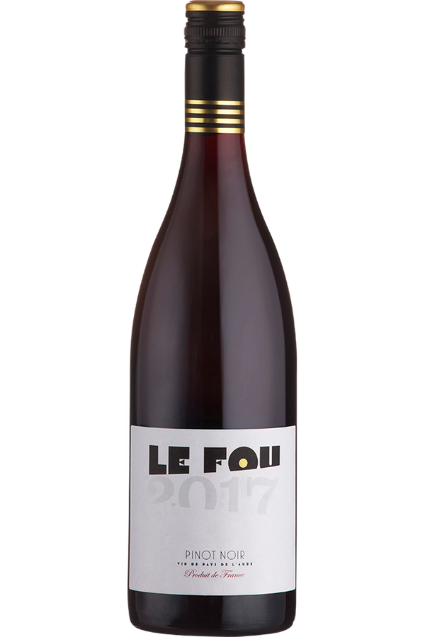 Le Fou Pinot Noir - Cheers Wine Merchants