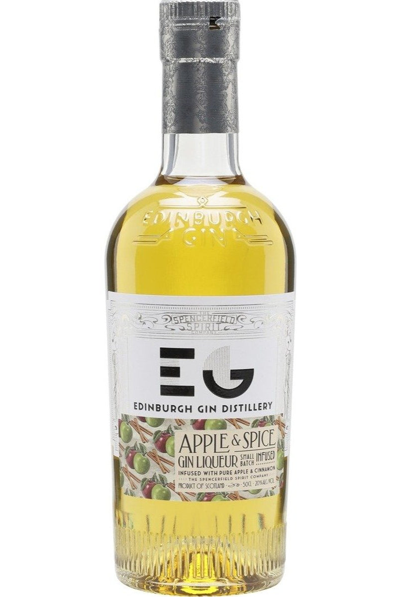 Edinburgh Gin Distillery Apple & Spice Gin Liqueur - Cheers Wine Merchants