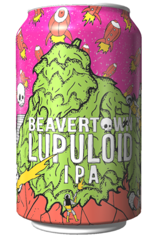 Beavertown Lupuloid - Cheers Wine Merchants