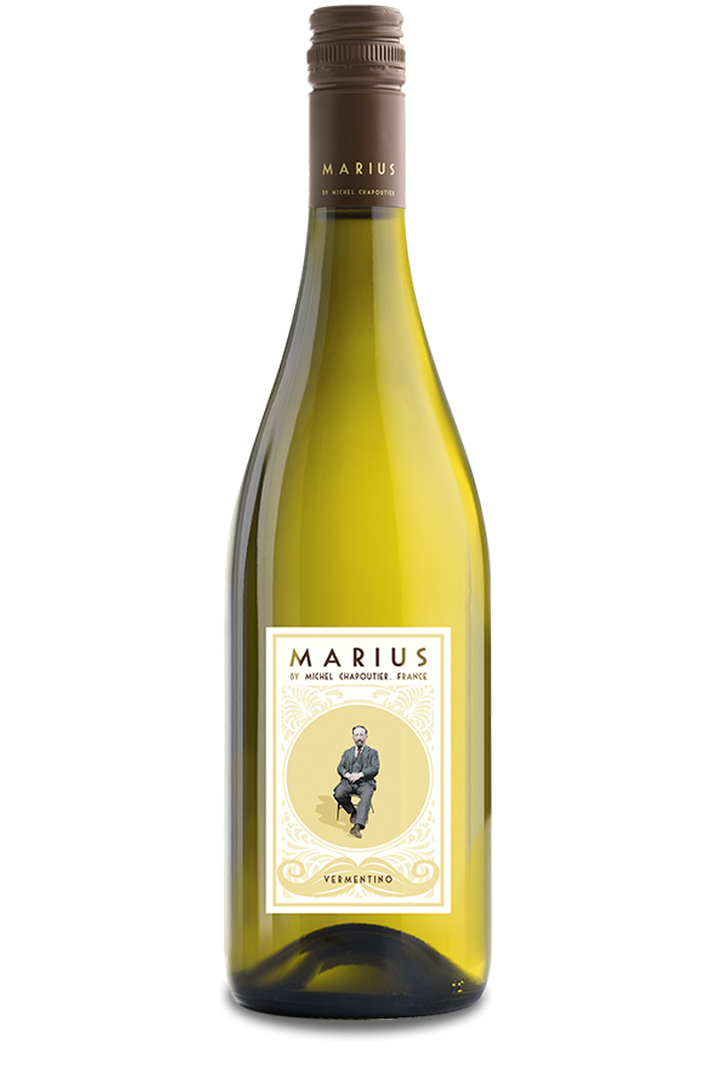 Marius by Chapoutier Vermentino - Cheers Wine Merchants
