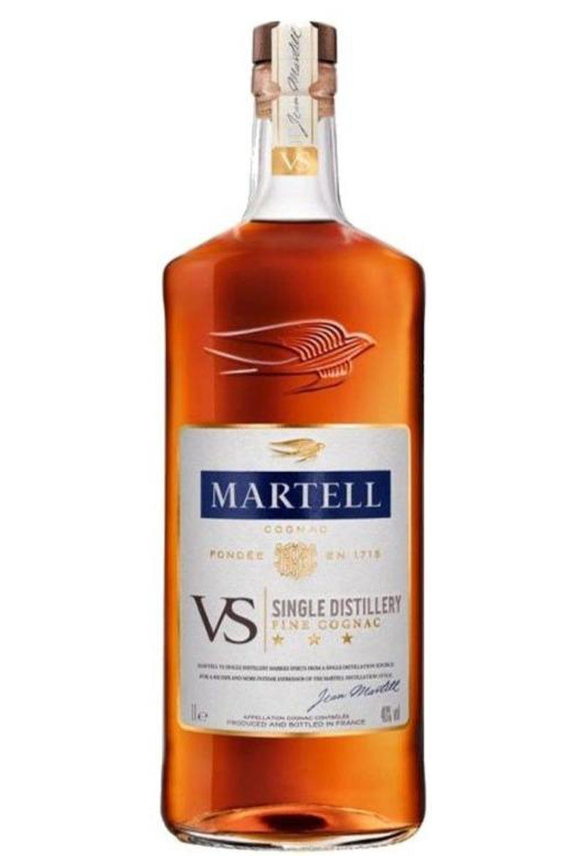 Martell VS Single Distillery Cognac - Cheers Wine Merchants