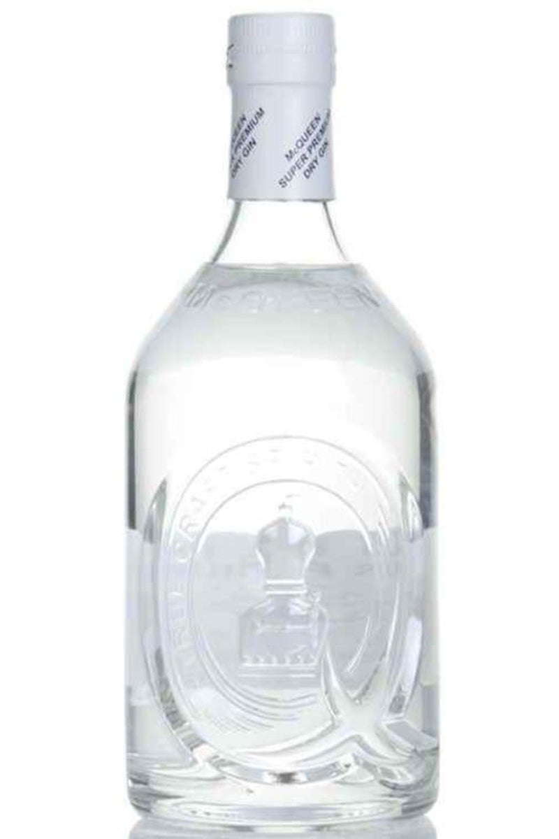 McQueen Super Dry Gin - Cheers Wine Merchants