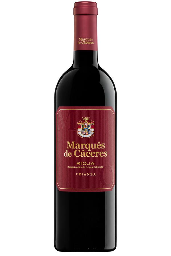 Marques de Caceres Rioja Crianza - Cheers Wine Merchants
