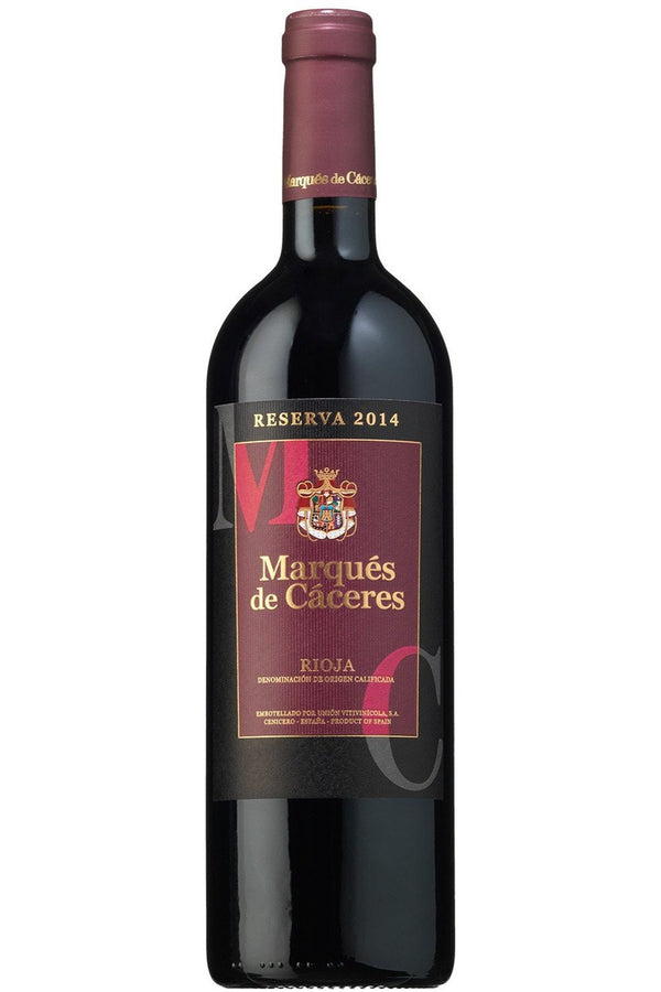 Marques de Caceres Rioja Reserva - Cheers Wine Merchants