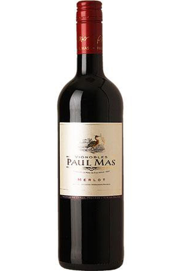 Paul Mas Merlot - Cheers Wine Merchants