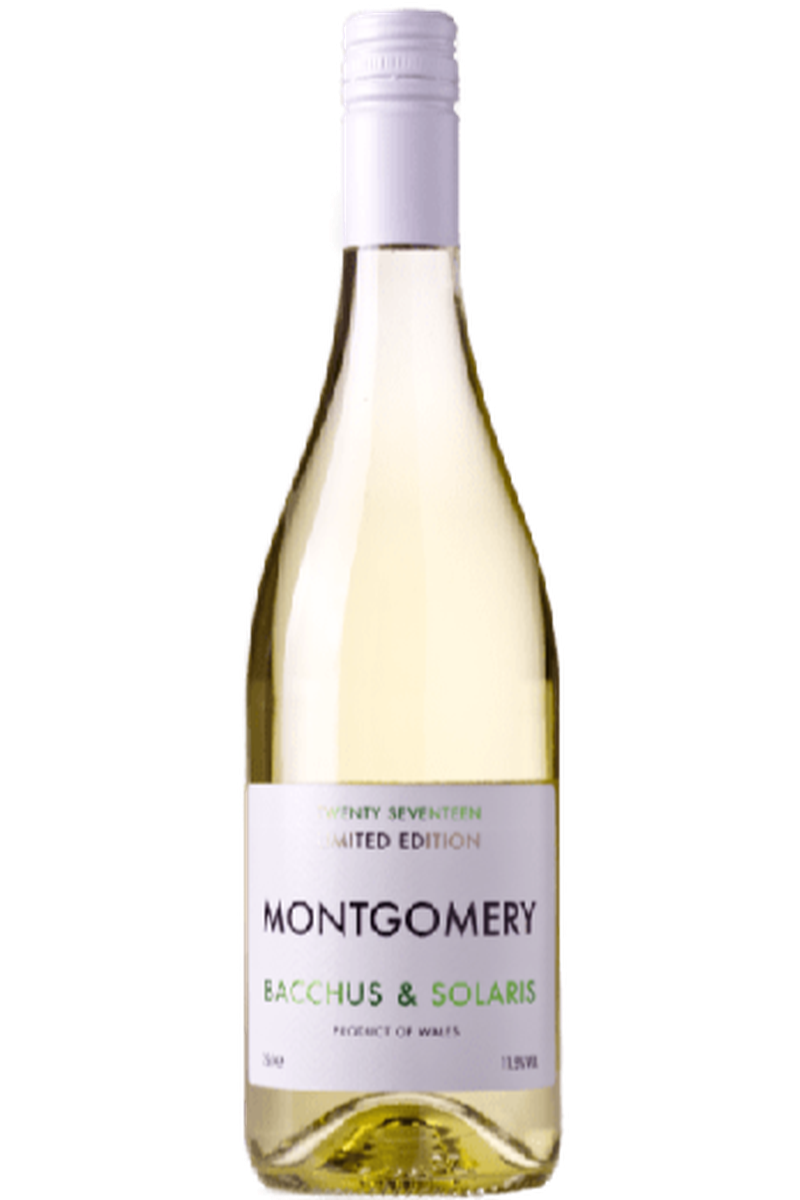 Montgomery Bacchus Solaris - Cheers Wine Merchants