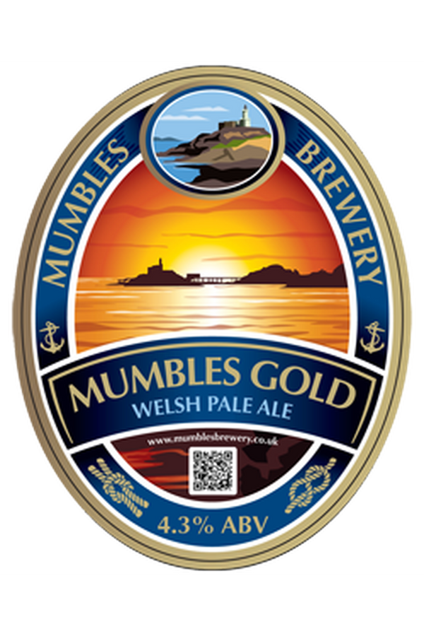 Mumbles Gold - Cheers Wine Merchants