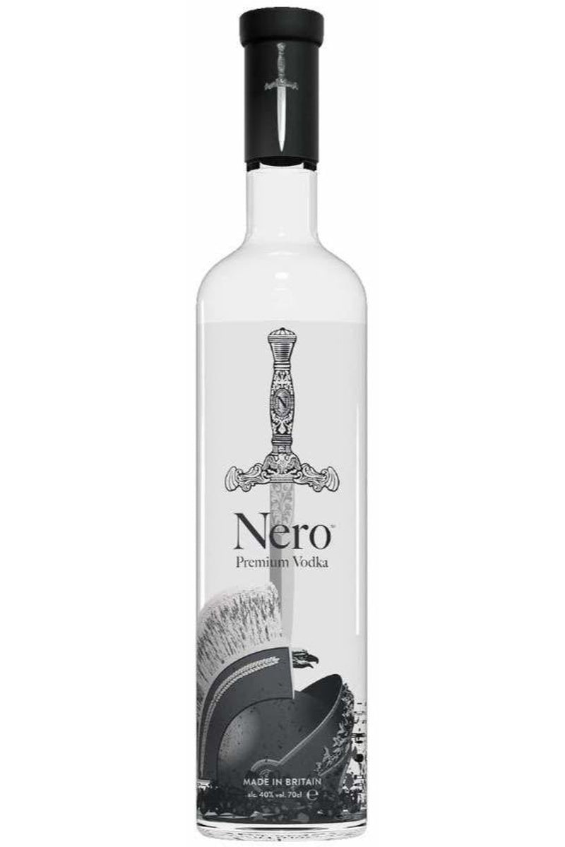 Nero Premium Vodka - Cheers Wine Merchants
