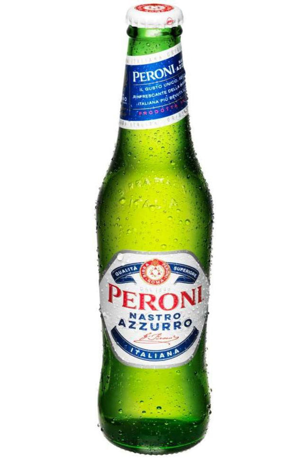 Peroni Nastro Azzuro 330ml - Cheers Wine Merchants
