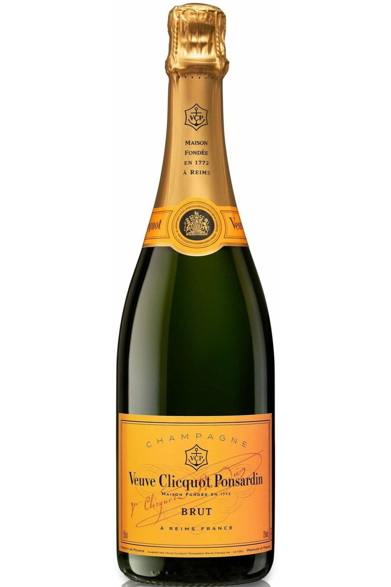 Veuve Clicquot Yellow Label Brut Champagne - Cheers Wine Merchants