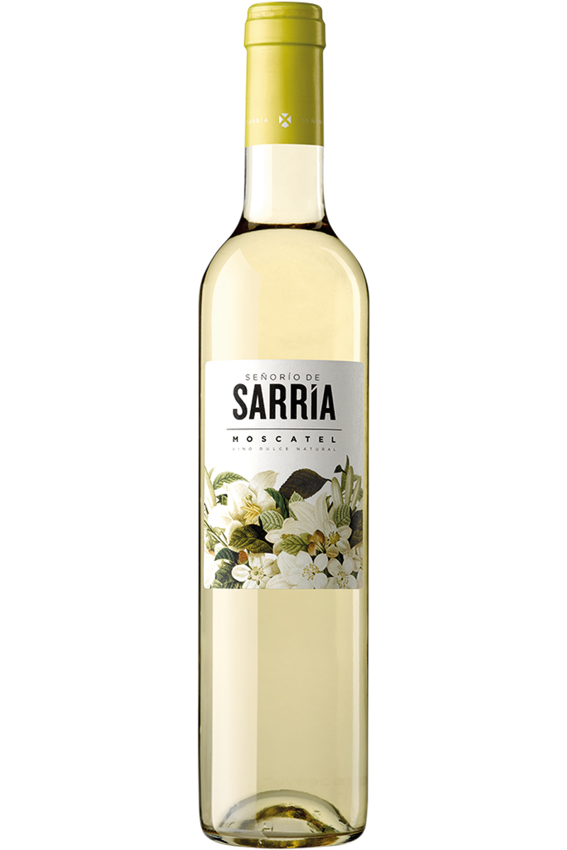 Senorio de Sarria Moscatel - Cheers Wine Merchants
