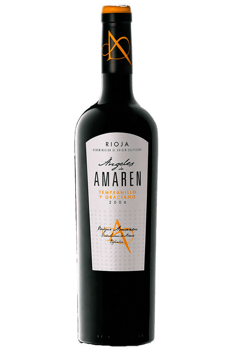 Angeles de Amaren - Cheers Wine Merchants