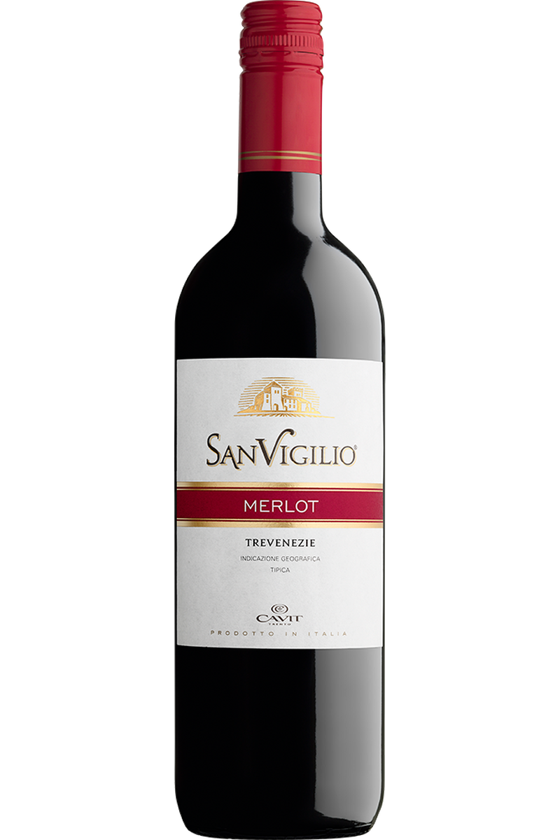 Sanvigilio Merlot - Cheers Wine Merchants