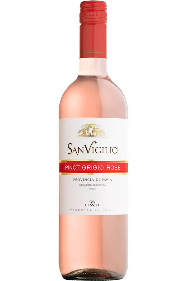 Sanvigilio Pinot Grigio Blush - Cheers Wine Merchants