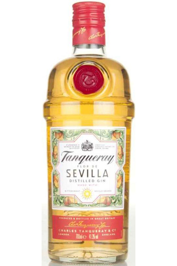 Tanqueray Flor de Sevilla - Cheers Wine Merchants