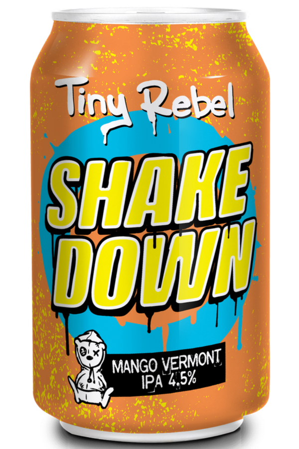Tiny Rebel Shake Down - Cheers Wine Merchants