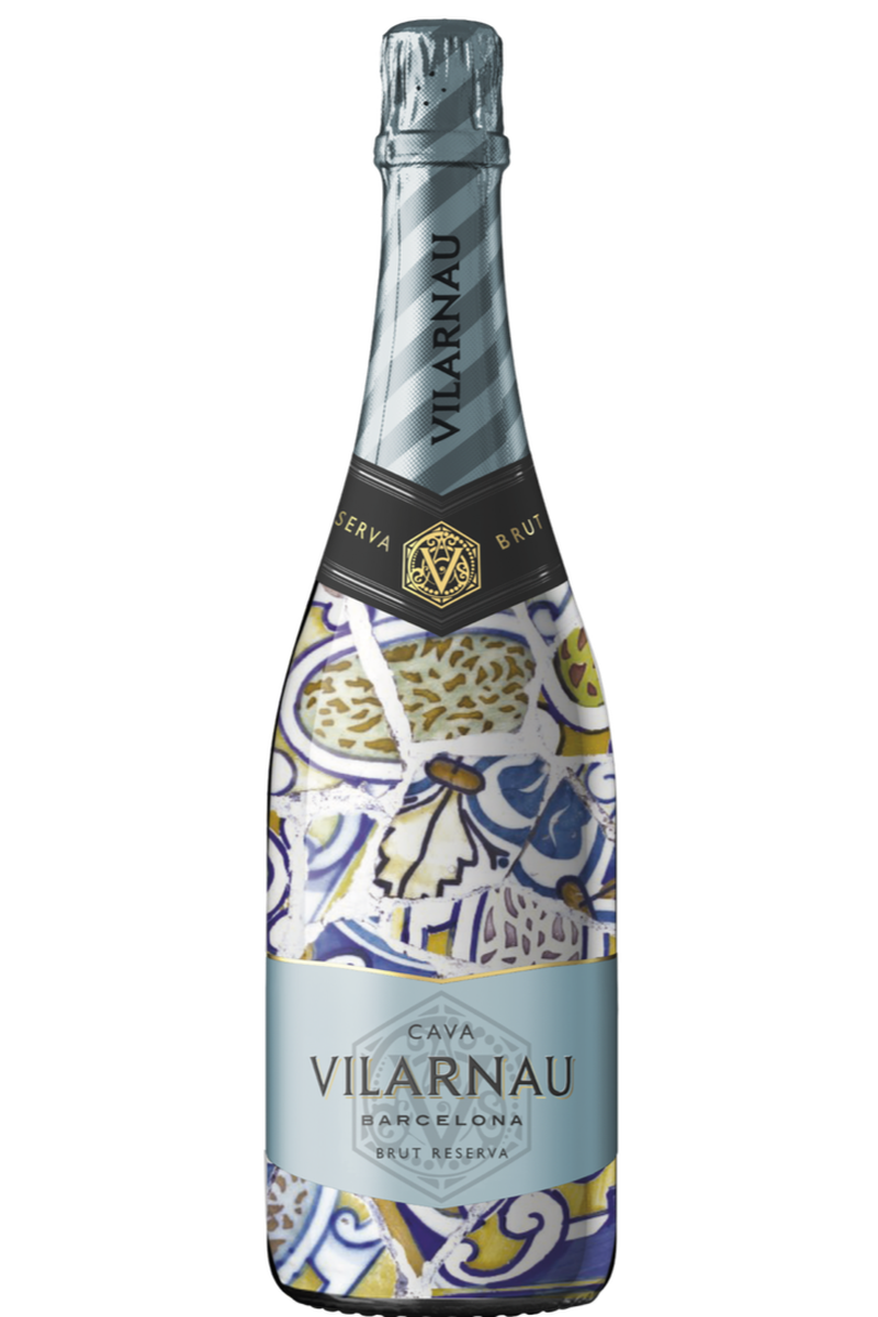 Vilarnau Brut Cava - Cheers Wine Merchants