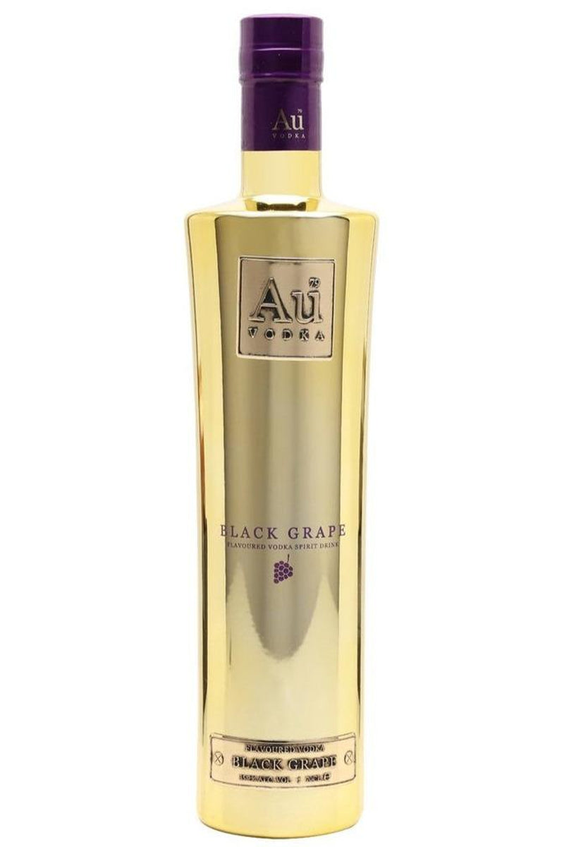 AU Black Grape Vodka - Cheers Wine Merchants
