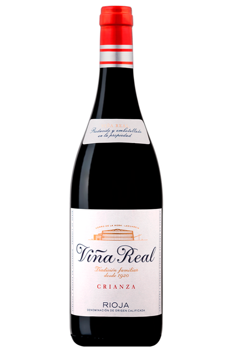 Cune Vina Real Rioja Crianza - Cheers Wine Merchants
