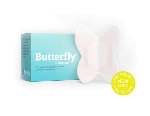 Butterfly® - S/M 3 Pack (84 count)