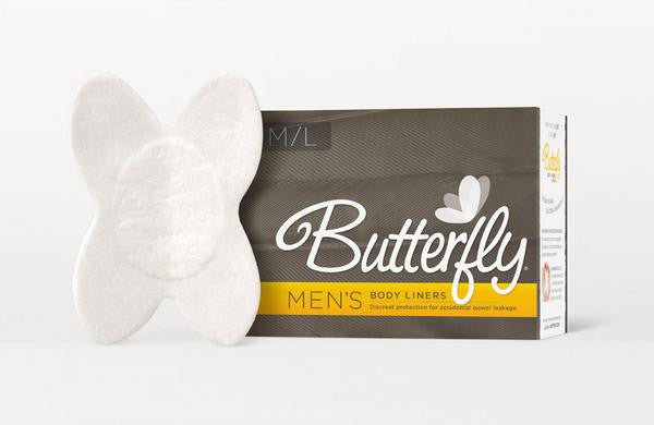 4 weeks subscription of Butterfly® for Men