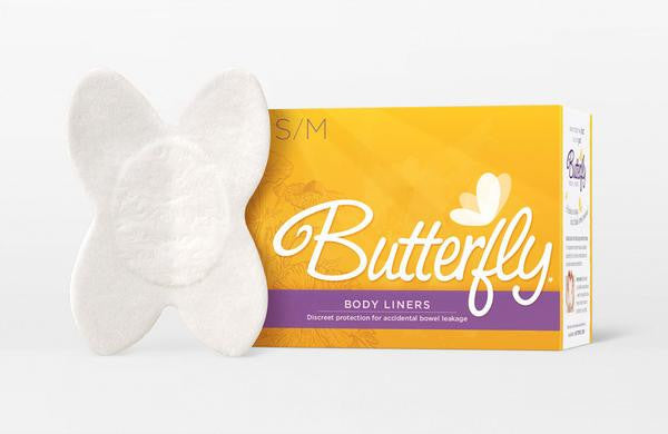 4 weeks subscription of Butterfly® For Women - S/M