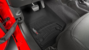 Jeep Gladiator JT WeatherTech Floor Liners and Floor Mats