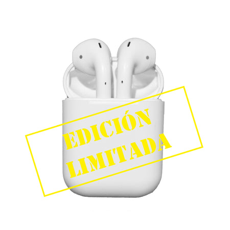 Hardpods PRO Superbass edition Blanco [Edición Limitada]