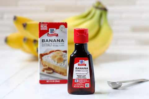McCormick - Banana Extract With Other Natural Flavors - (1 FL OZ)