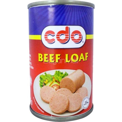 CDO - Beef Loaf Classic - 150 G