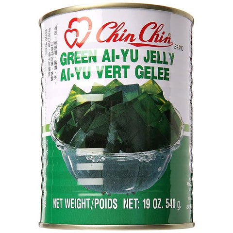 Chin Chin - Green AI-YU Jelly - 19 OZ
