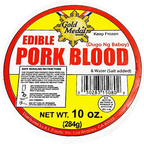 Gold Medal - Edible Pork Blood - Dugo ng Baboy - 10 OZ