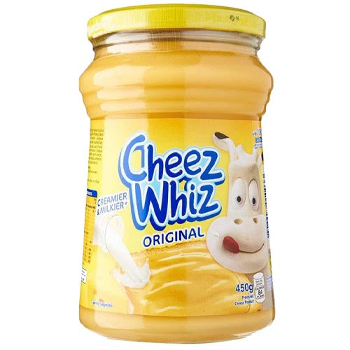 Kraft - Cheez Whiz - Original - 450 G