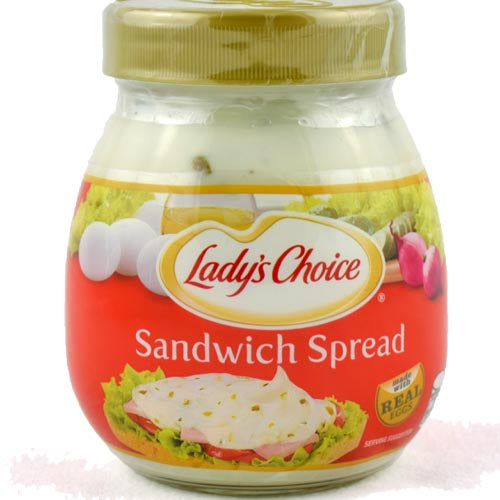 Lady's Choice - Sandwich Spread with 2% Real Eggs - 470 ML
