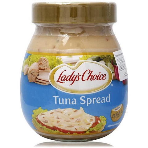 Lady's Choice - Tuna Spread with Real Tuna